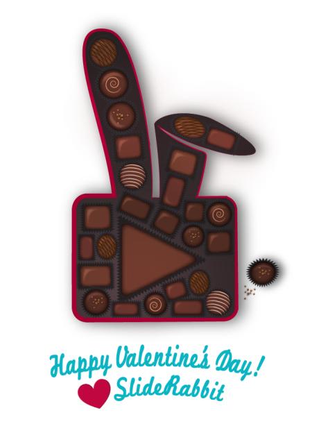 SlideRabbit Valentine